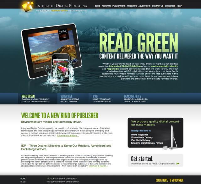 Integrated Digital Publishing