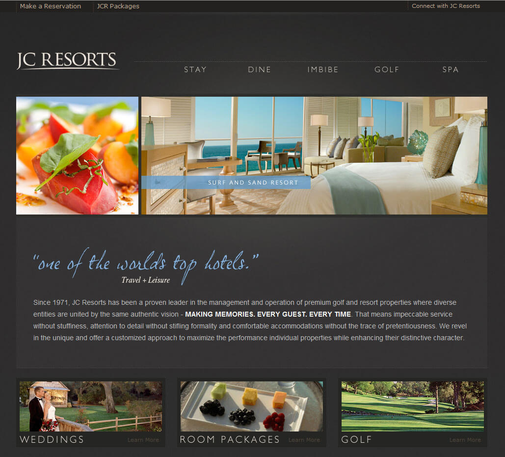 JC Resorts