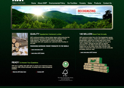 Allegheny Wood Products