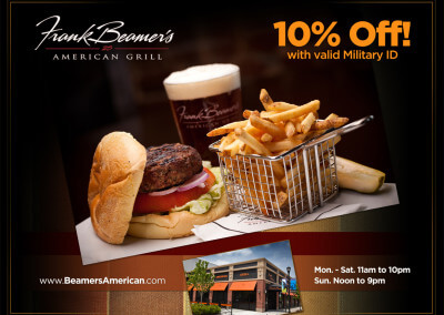 Frank Beamer's American Grill
