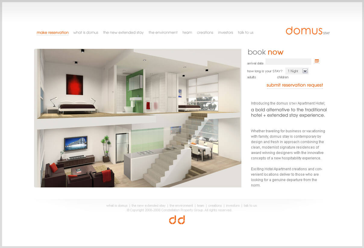 Domus Stay Luxury Apartments