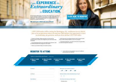 George Washington University Online High School