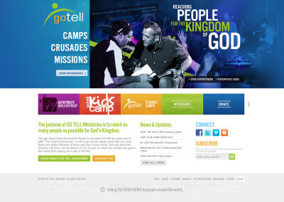 GoTell Ministries