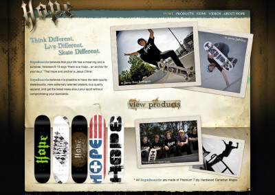 Hope Skateboards
