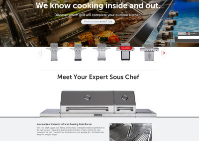 KitchenAid Grills