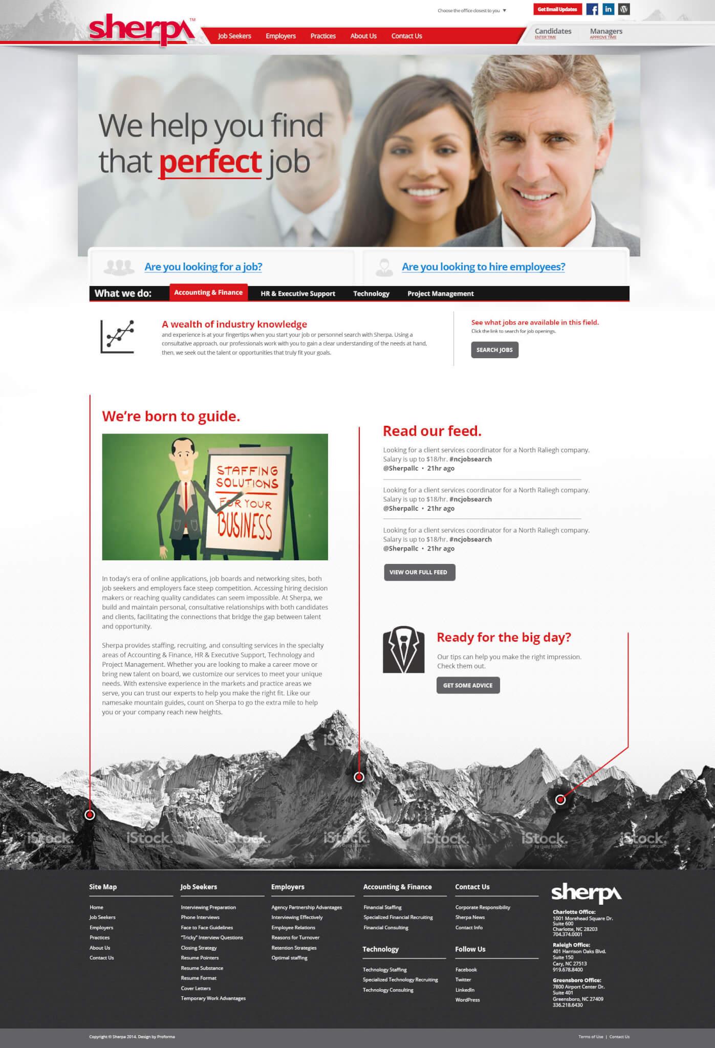 Sherpa, LLC