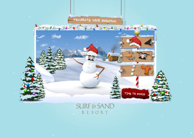 Surf & Sand Resort (Microsite)