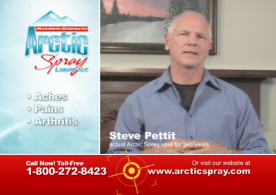Artic Spray