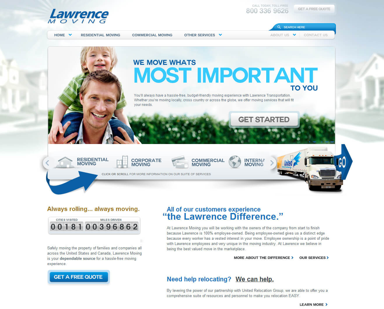 Lawrence Transportation