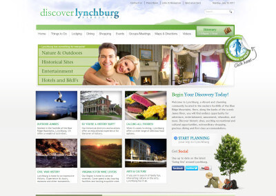 Lynchburg CVB