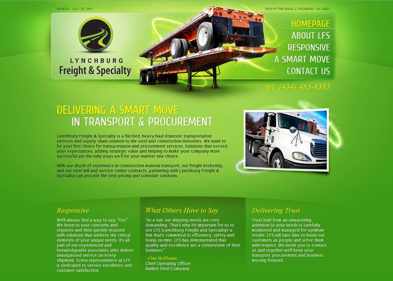 Lynchburg Freight & Specialty