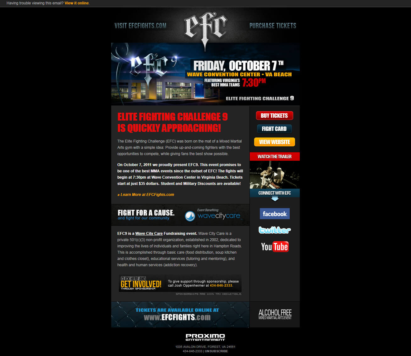 EFC9 E-Mail Marketing