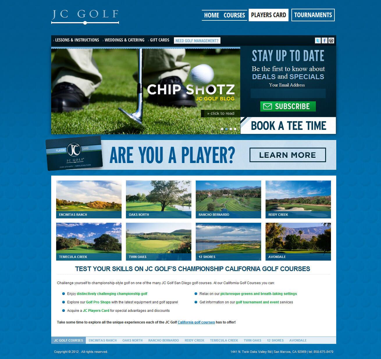 JC Golf