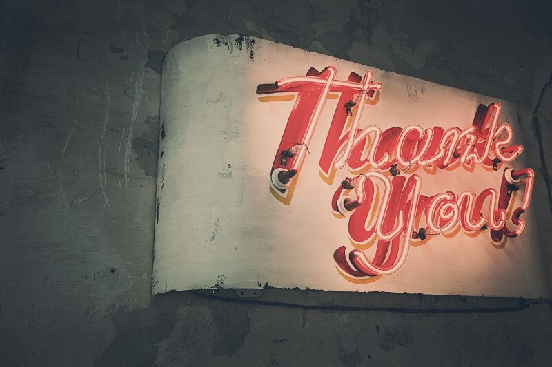 The Importance of Thank You Pages