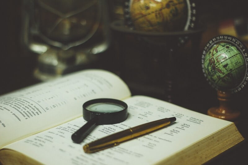 The Importance of Researching